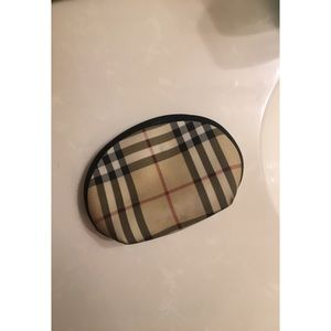 AUTHENTIC Burberry Makeup Bag